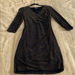 Ralph Lauren shimmer dress